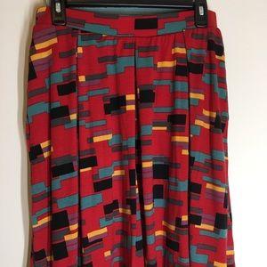Lularoe NWT Madison Skirt XL